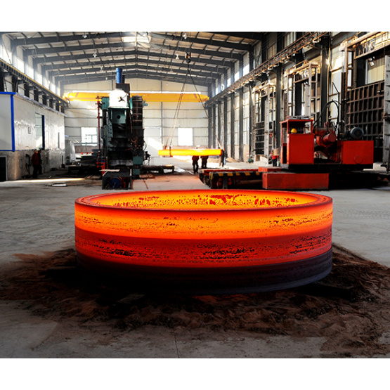 8.0MW Offshore Wind Power Single Pile Foundation Flange