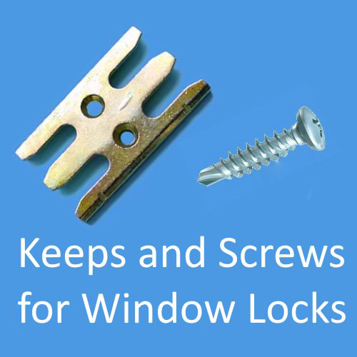 screws for upvc window