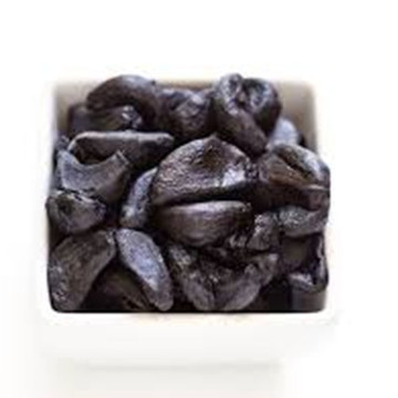 Organic Peeled Black Garlic Cloves For  Food