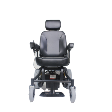 Wheelchair with Suspension Suspension System