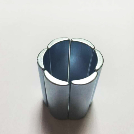 Sintered neodymium magnets for automotive industry
