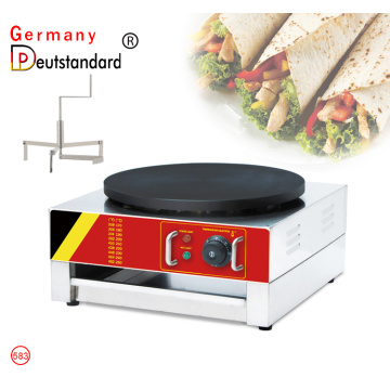 eletrical  crepe machine industrial with CE