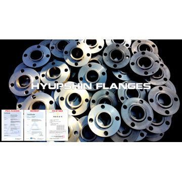 BS4504 Slip on Bossed Flange