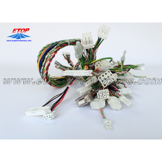 Wire Assembly For Game Machine