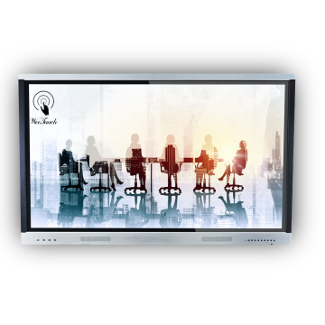 75 inches win/Android OS LED back lighted whiteboard