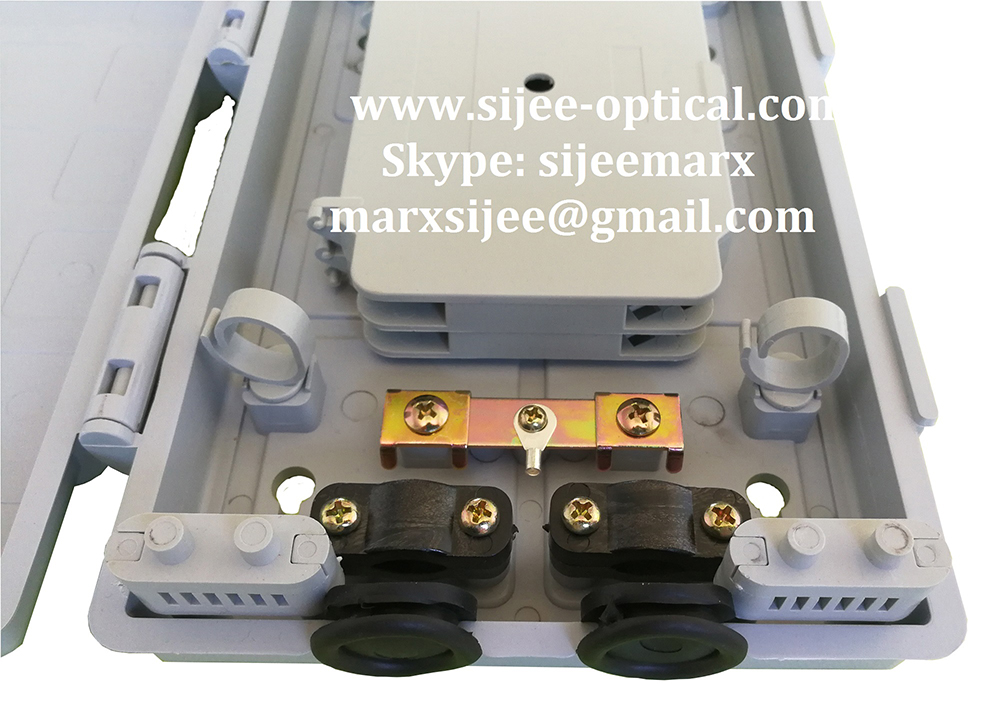 Fiber Optic Termination Boxes