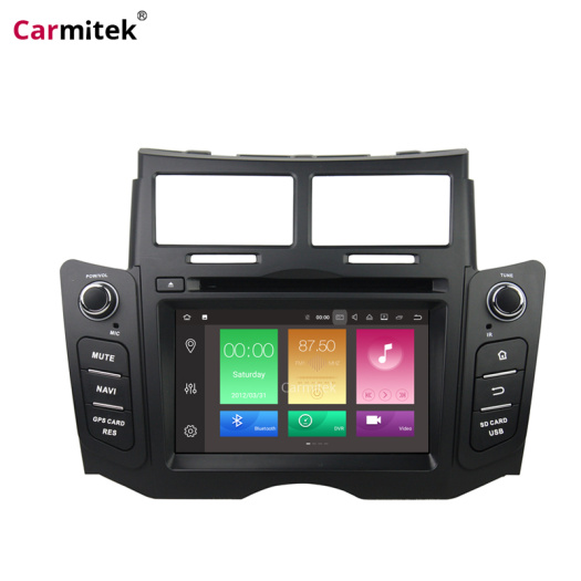 Android DVD Head Unit for Yaris 2005--2011