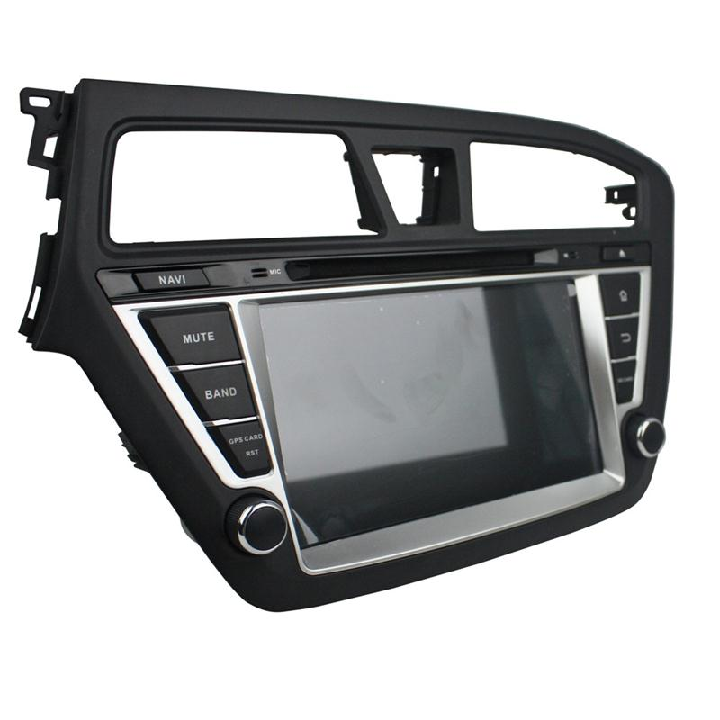 8 Inch Player For Hyundai I20