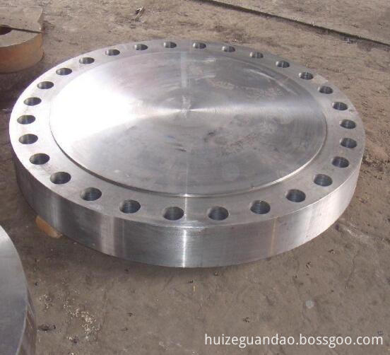 12 blind flanges