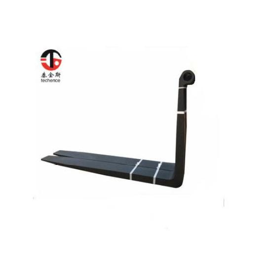 Forged forks blank forks for forklift