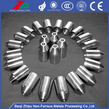 High Quality Corrosion resistant molybdenum seed chuck
