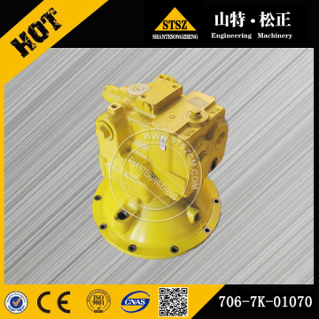 Case CX350B swing motor ass'y KSC10070