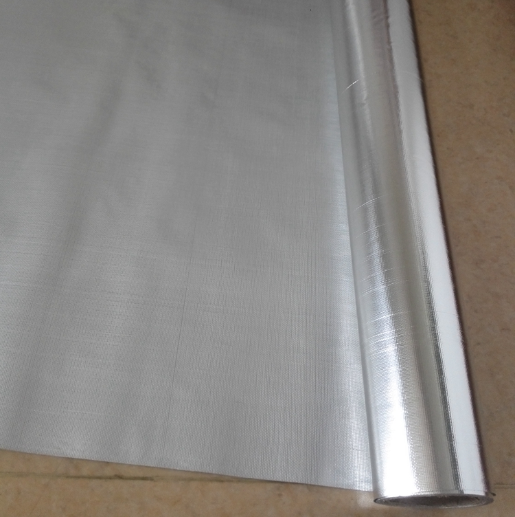 Aluminium Foil Glass Fiber Cloth