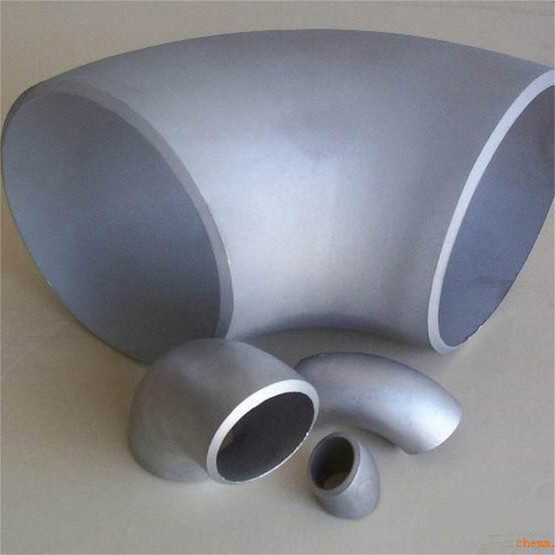 Ansi B16.9 Butt Welded L/R 90D Elbow