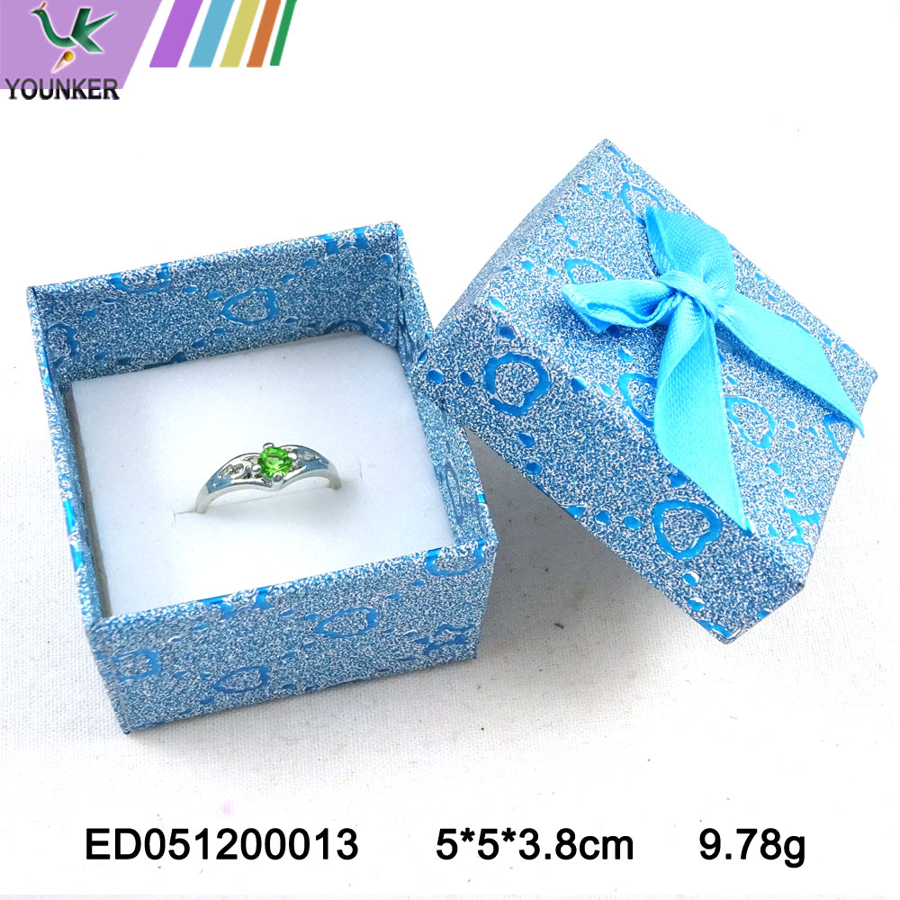 Glitter Ring Boxes