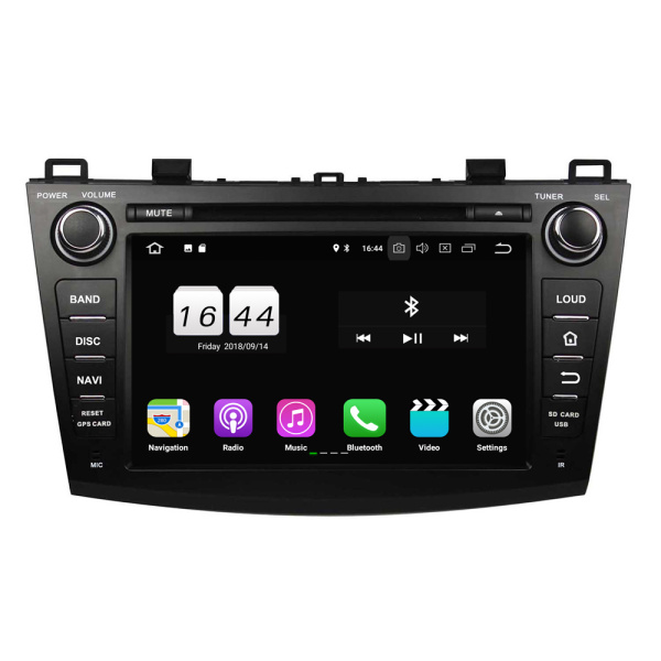 Android car dvd for MAZDA 3 2009