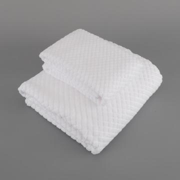 High quality white ihram hajj towel