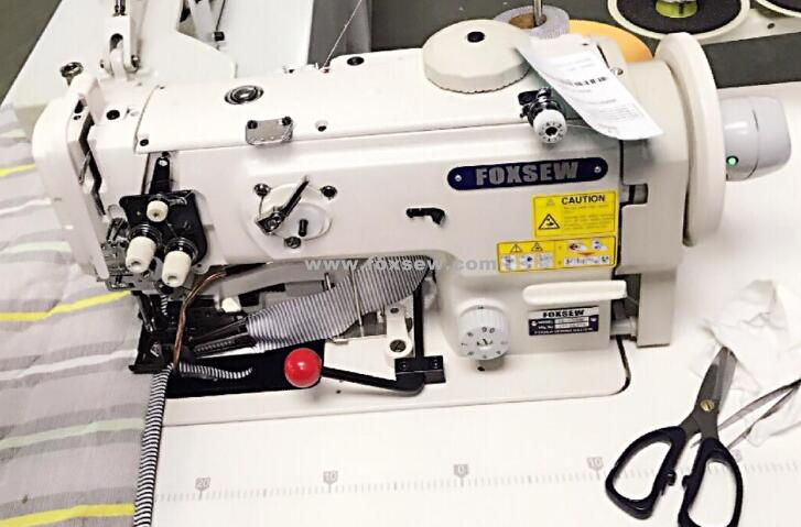 Heavy Duty Tape Binding Sewing Machine For Mattress And Quilts Fx 1510nl Ae 00