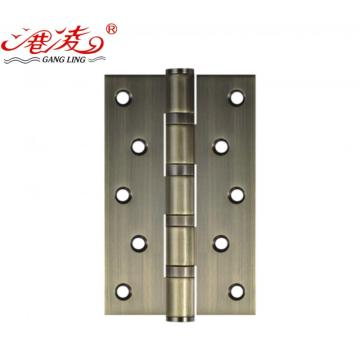 SS finish surface door hinges 5x3x3 (size correct)