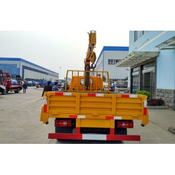 2019 New JMC 2Tons Telescopic Crane Truck