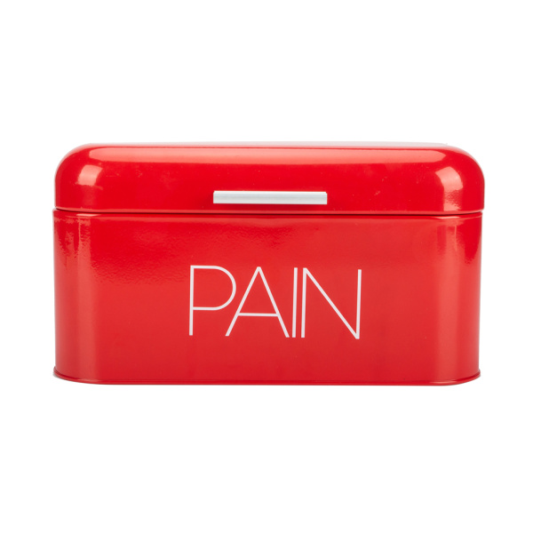Waterproof Red Retro First Aid Box