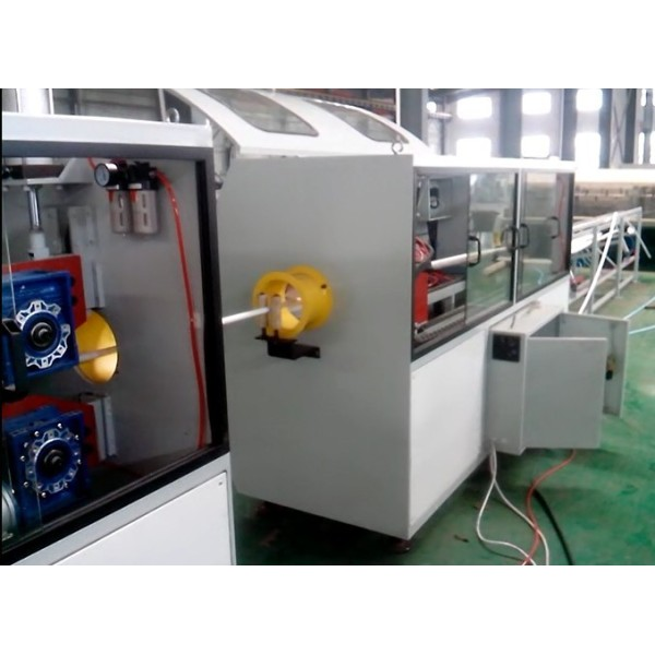 TPU/PU pipe hose making production machine