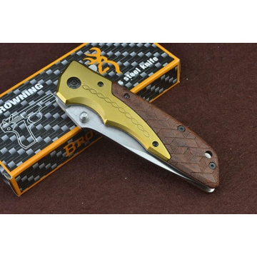 Browning DA77 Locking One Handed Pocket Knife