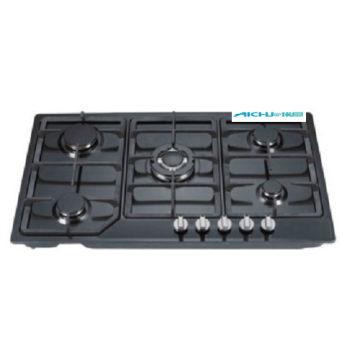 5 Burnersscure Gas Hob
