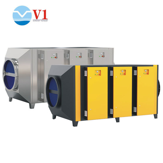 UV Photolysis Waste Gas Purification Device