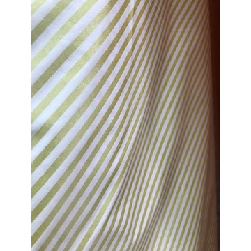 Polyester Gold Pearl Printed Downproof Fabrics