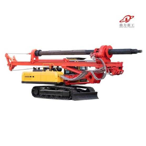 High quality rotary drilling rig machinery for sale