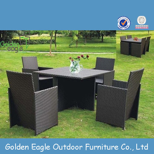 Elegant Dining Table OEM Outdoor Dining Set
