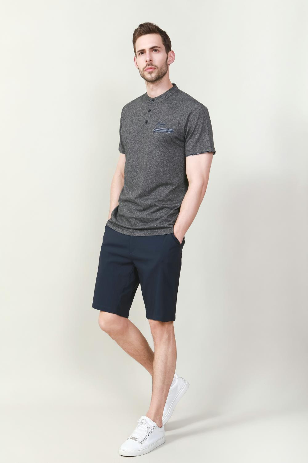 Men's fashion slim fit golfer