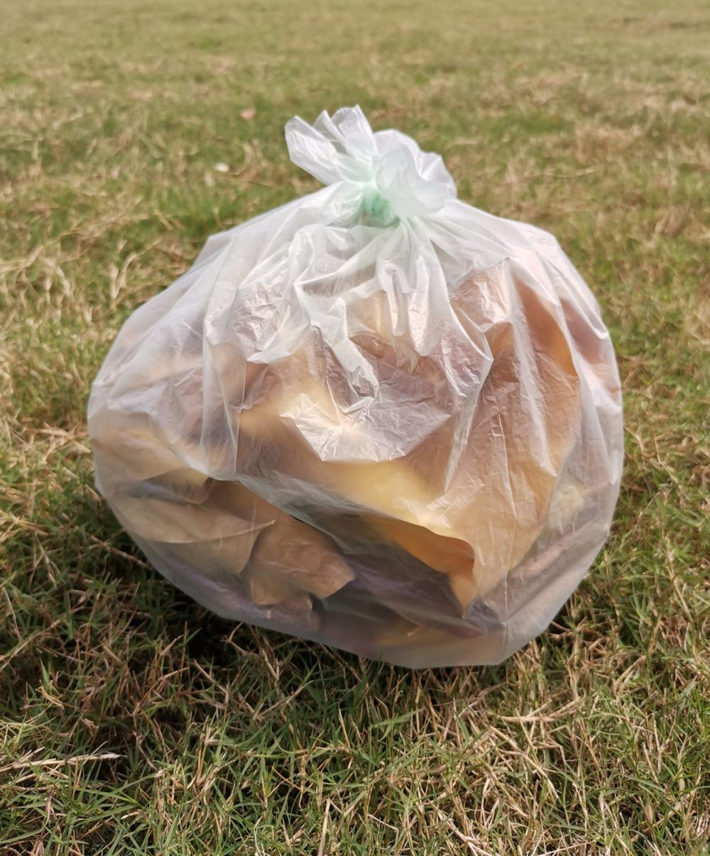 Disposable Compostable Food Waste Plastic Bag