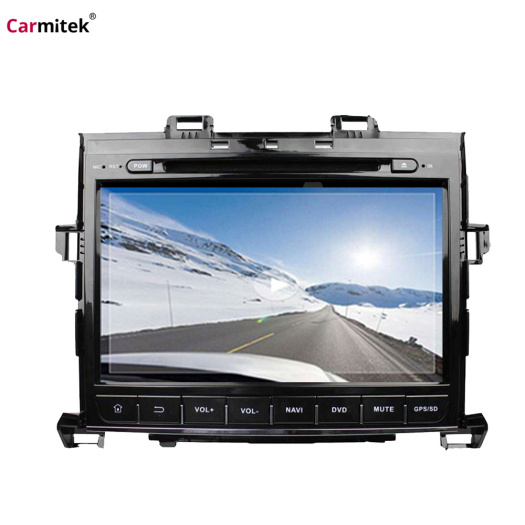 Multimedia Player For TOYOTA Alphard 2007--2014
