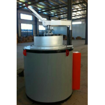 High sealing well type tempering furnace