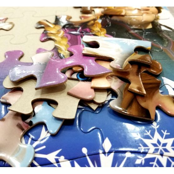 Custom 1000 Pieces Paper Jigsaw Puzzle