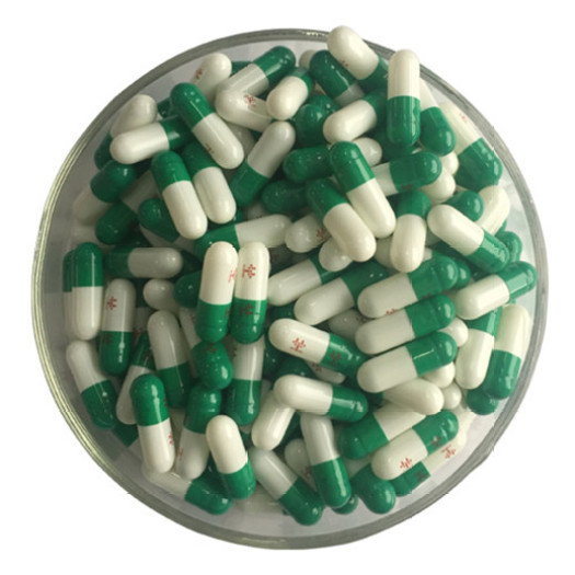 Good price blue white hard gelatin capsules