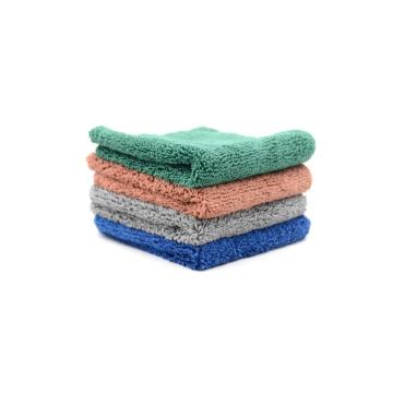 strong water absorbability microfiber car cleaning towel