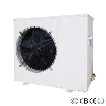 Monobloc Inverter Heat Pump For Under Floor Heating