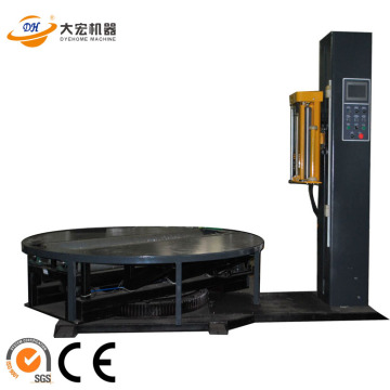 Roller wrapping machine factory