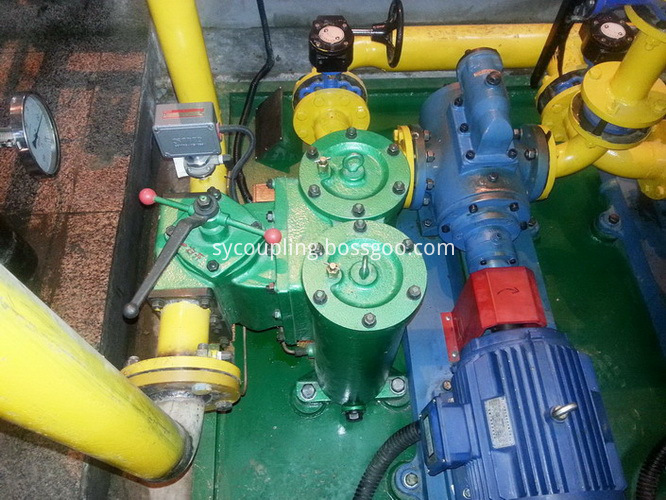 Hydraulic Coupling Service