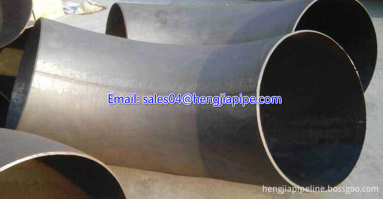 welded elbow ASME standard