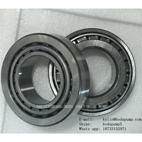 Centrifugal Slurry Pump Bearings