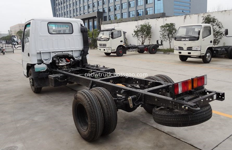 Accident Recovery trucks chassis 2