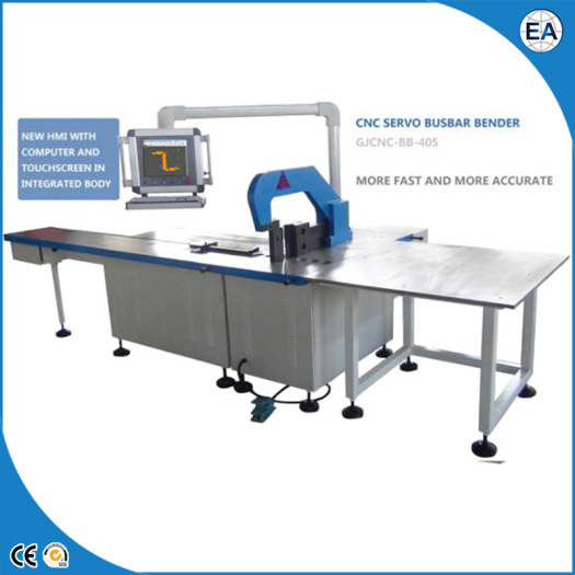 CNC Busbar Servo Bending Machinery