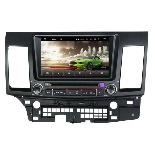 Android 7.1 Car dvd gps For Mitsubishi Lancer