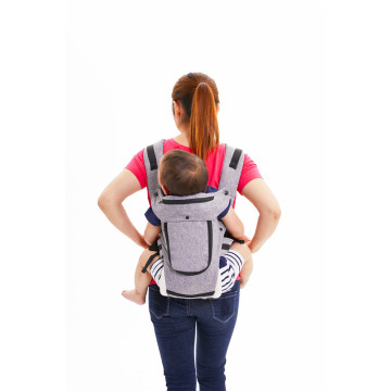 Soft Structure Back Carrier For Toddler