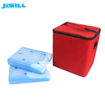 insulated HDPE plastic big cooler gel ice box