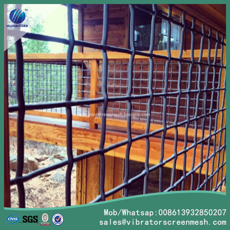 Decoration Woven Wire Screens